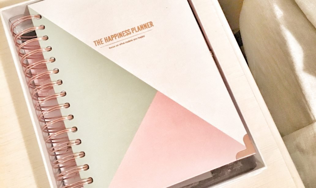 The Happiness Planner