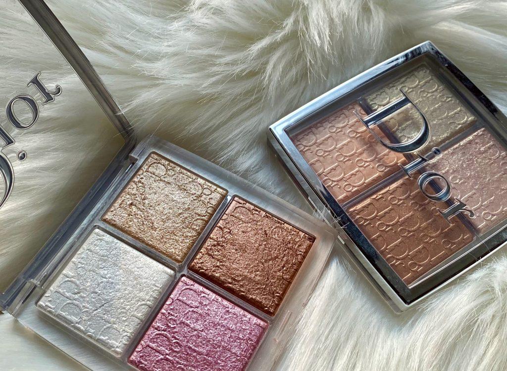 Palette viso Dior Backstage